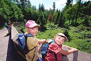 family holiday in the Bavarian Forest